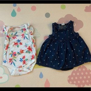 Baby Gap Outfits - Bundle of 2